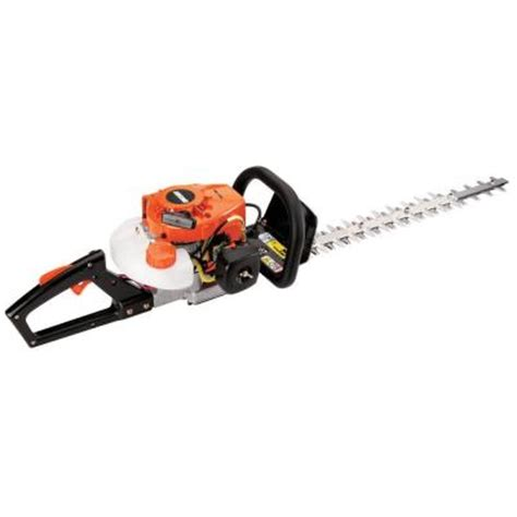Home Depot Trimmers by Echo 20 In 21 2 Cc Hedge Trimmer California Only Hc