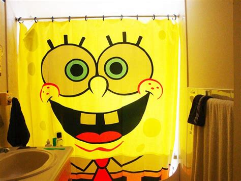 kids shower curtain ideas cool bathrooms