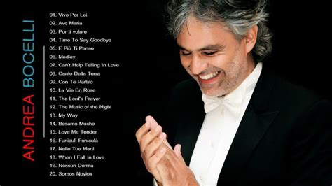 andrea bocelli best song 25 best ideas about best songs on best