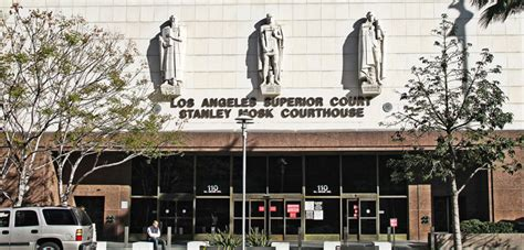 La County Superior Court Search 1 Court Filing Service In Los Angeles La S 1 Delivery