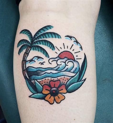 islander tattoos justin treasure island artist treasure island