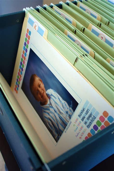 organise and organize iheart organizing school paperwork storage