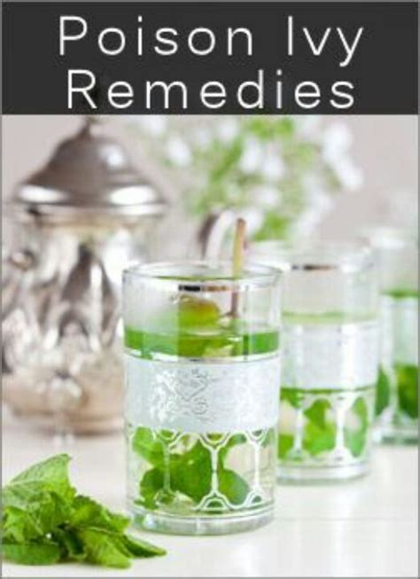 poison remedies stuff to try