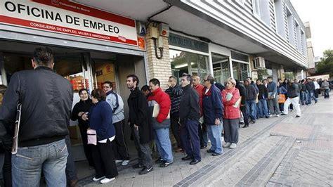 oficina desempleo madrid oficina de empleo en madrid abc es