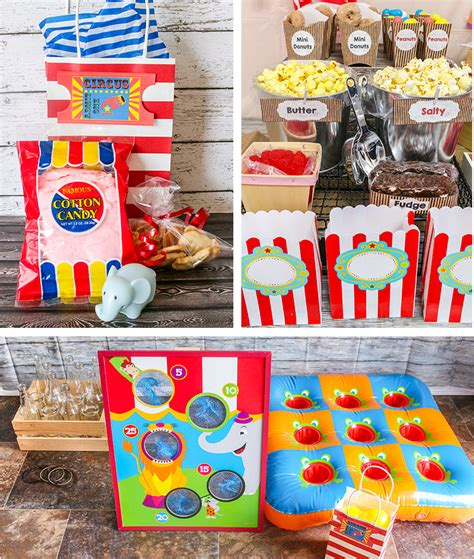 Circus  Ee  St Birthday Party Ideas Ee    Ee  Party Ee    Ee  Ideas Ee   From