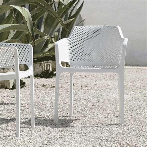 fauteuil de terrasse moderne en polypropyl 232 ne net 4