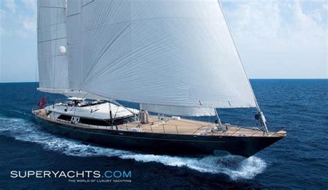 zenji perini navi sail yacht superyachts - Yacht Zenji