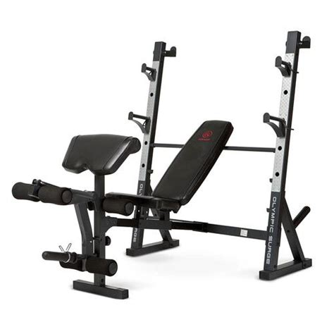 marcy diamond elite mid size olympic bench marcy diamond mid size bench md 867w quality strength