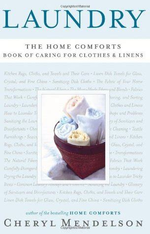 laundry books laundry the home comforts book of caring for clothes and