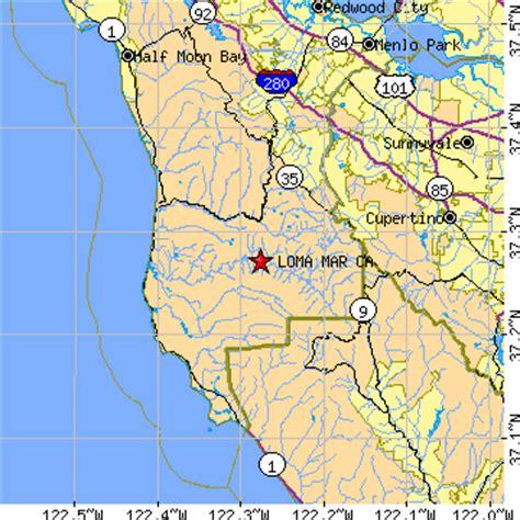 california map loma loma mar ca map related keywords loma mar ca map