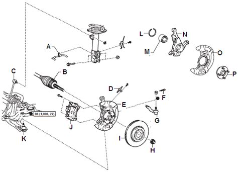 f350 front hub diagram html autos post