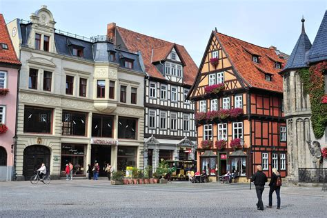 wohnungen quedlinburg ferienwohnungen ferienappartements quot rathausblick quot in