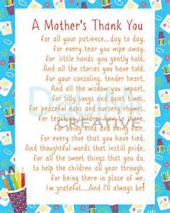 Appreciation Letter Preschool Teacher teacher appreciation poems thank you teacher poems and preschool