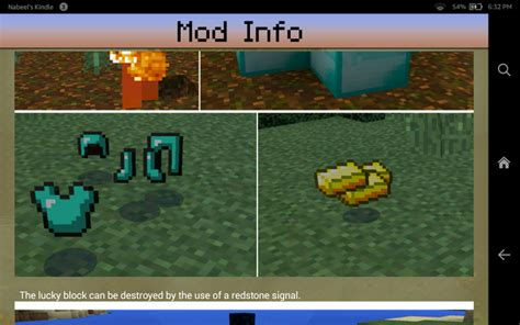 mod game minecraft android lucky block mod minecraft pe download apk for android