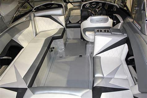 New Boat Interior by World Blowing Up Seadek On New Tige Z3 Seadek