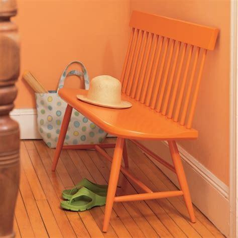 Set Pink Margareth margaret bench by maine cottage where color lives