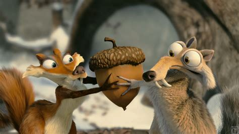 wallpaper cartoon ice age scrat ice age wallpapers