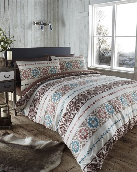 Moroccan Quilt Cover by Indian Moroccan Arabic Ethnic Print Duvet Quilt Cover