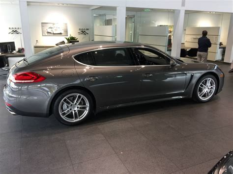 4 door porsche for sale 2014 porsche panamera 4s executive hatchback 4 door 3 0l