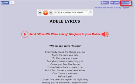 download mp3 adele when we are young album 25 adele when we were young download music lyrics