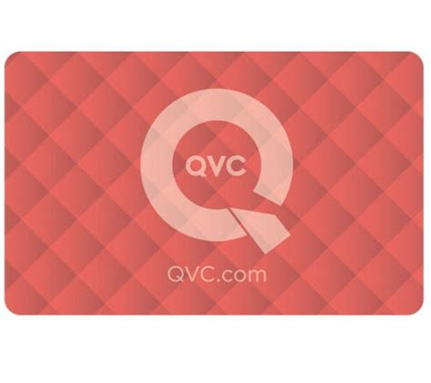 Qvc Gift Card Code - 100 qvc gift card g100 qvc com