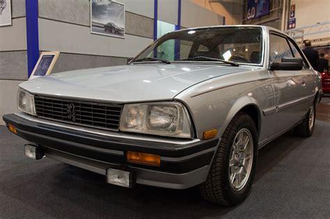 peugeot 505 coupe foto peugeot 505 coup 233 turbo us prototyp baujahr 1984