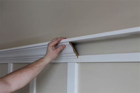 diy molding diy board and batten master bedroom find it make it