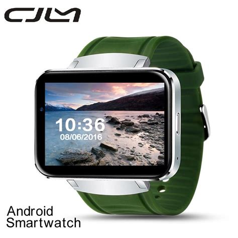 Android Smart Dm98 Rate Smartwatch Dm 98 Black smart android gps wifi smartwatch dm98 mtk6572 call function 3g bluetooth