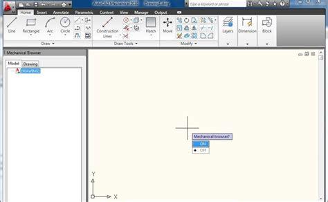 tutorial autocad mechanical 2012 tutorial como activar la ventana de componentes mechanical