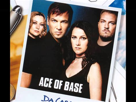 ace of base ace of base da capo youtube