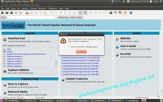 wireshark tutorial remote interface langkah langkah sniffing dengan menggunakan wireshark