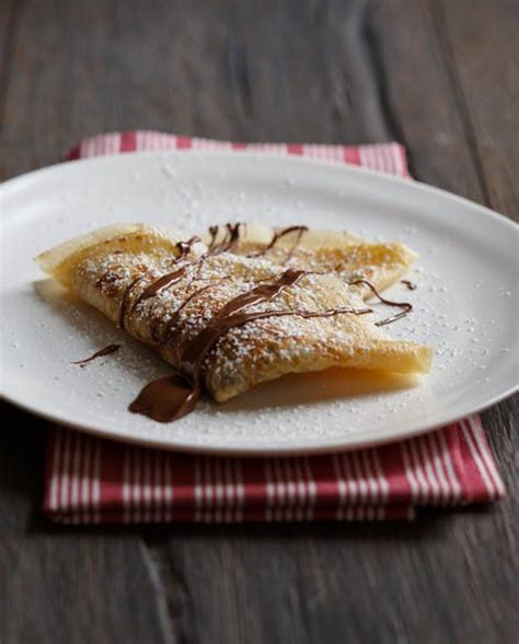 the best crepe recipe the best nutella cr 234 pe recipe the yellow table