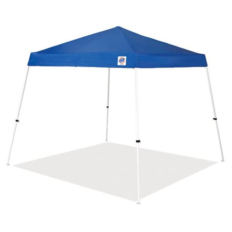 instant shade awning e z up 174 vista 10x10 instant shelter 174 canopy 608306