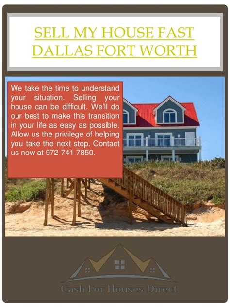 sell my house sell my house fast dallas fort worth