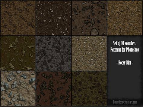 pattern photoshop dirt ps patterns rocky dirt by halmtier on deviantart