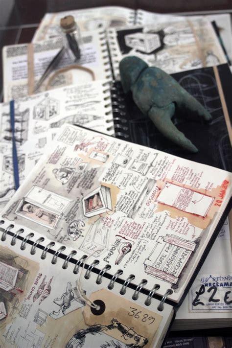 creative sketchbook sketchbooks duncan cameron 2013 workbook ideas