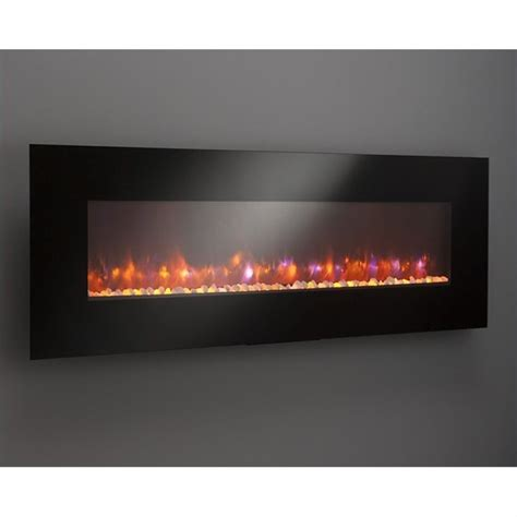 outdoor greatroom company gallery 70 quot linear electric led - Electric Led Fireplace