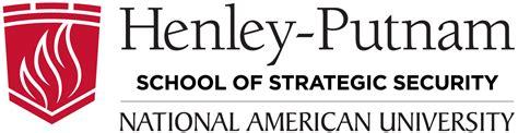 Doctorate In Security - national american henley putnam school of