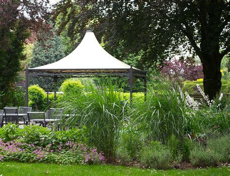 Pavillon Metall 4x4 by Metall Pavillon 4x4 Im Garten