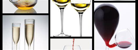 tipologie di bicchieri bicchieri per il vino accessori exclusive wine