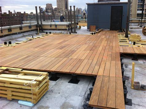 Tile Pedestals Adjustable Pedestal Decking Systems All Decked Out