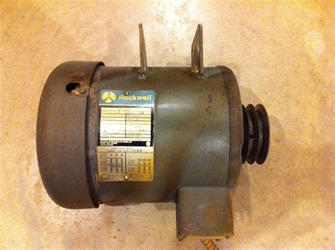 Table Saw Motor Replacement by Michale Hoopes S Rm871 Electric Motor