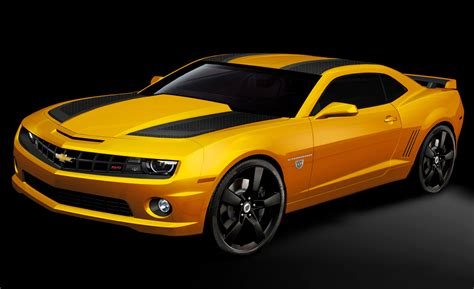 Bumblebee Auto by Chevy Celebrates Transformers Product Placement With