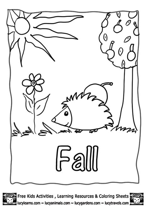 printable autumn themed coloring pages free fall coloring pages printable coloring home
