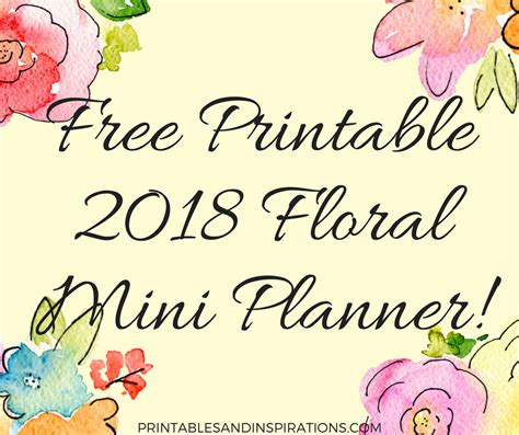 2018 vegan calendar organiser and journal notebook with inspirational quotes to do lists with vegan design cover vegan gifts volume 2 books get your free printable 2018 planner mini size here