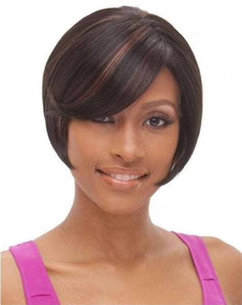 layered bob haircut american african american short hairstyles layered bob cool
