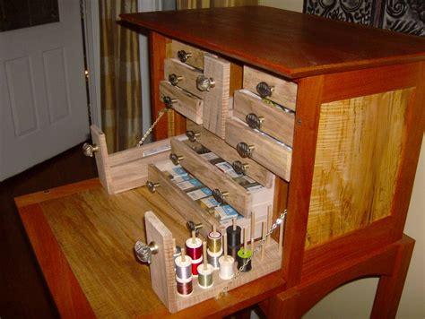 Diy Fly Tying Desk Fly Tying Desk Finished By Leighty6 Lumberjocks Woodworking Community