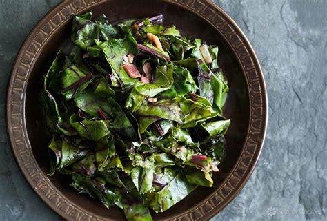 beet greens recipe simplyrecipescom