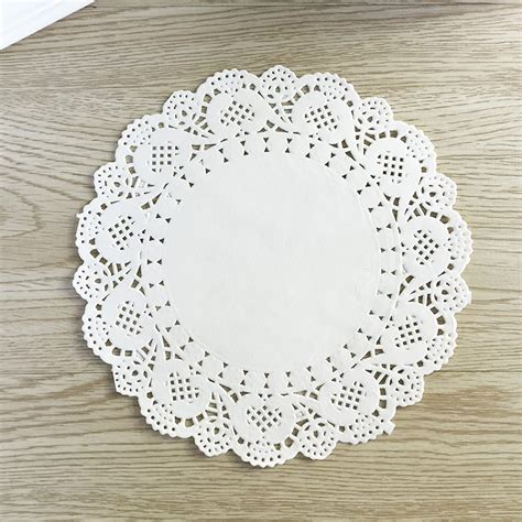 Lace Craft Paper - 100pcs 6 5 quot 16 5cm scrapbooking vintage hollowed lace