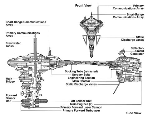 nebulon b frigate deck plans deck design and ideas ef76 nebulon b escort frigate wookieepedia fandom